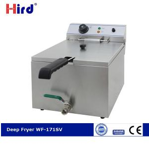 China Electric fryer Best deep fryer Countertop fryer ACE Small deep fryer with basket  Food service equipment WF-171SV on sale