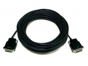 China 200 meter DVI AOC cable over fiber optic  without power supply on sale