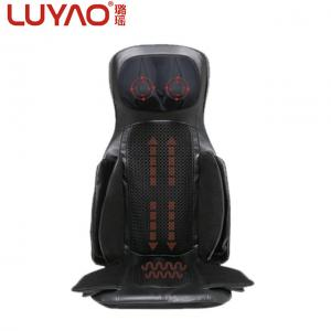 China Deep Kneading Heated Massage Seat Cushion 60W DC12V With Air Pressure on sale