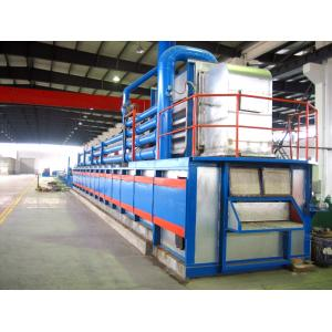 China steel wire top blowing counter current annealing furnace on sale