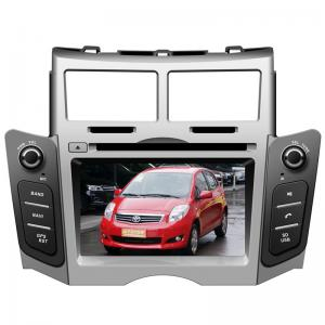 China Car multimedia  TOYOTA GPS Navigation dvd cd player with touch screen for Yaris Vitz Belta on sale
