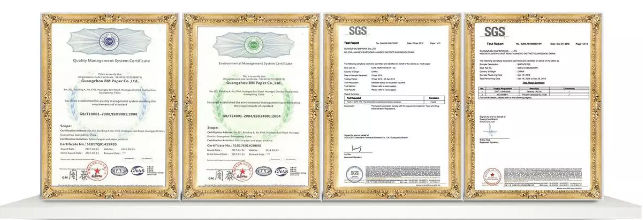 50gsm - 60gsm FDA certified resistance MG / MF paper size 25 * 38inch in reels