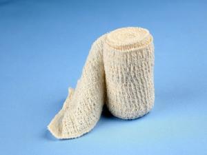 China Crepe elastic bandages spandex elastic bandages medical bandages medical dressings on sale