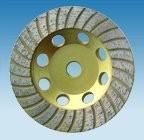 Diamond grinding wheels for 105mm, 125mm