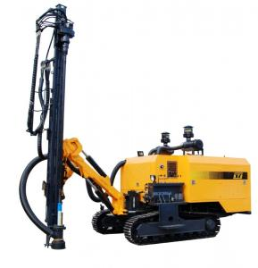 China Mining core drilling rig machine portable drive by hydraulic system ISO on sale