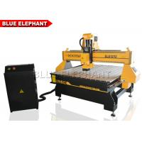 China Small best cnc router machine , advertising cnc router 1212 with DSP controller on sale