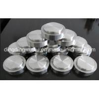 Tungsten Disk,W1 high quality ,99.95%Purity, 19.3 Density,Black and Bright color