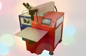 China Used Laser Welding Machines , Electric Spot Welder For Gold Silver Product on sale