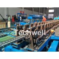 China Cold Rolling Forming Machine Cable Tray Manufacturing Machine Iron Casting Forming Structure on sale