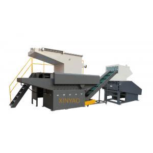 China Única máquina da retalhadora do eixo para a caixa de madeira XB-48100 on sale