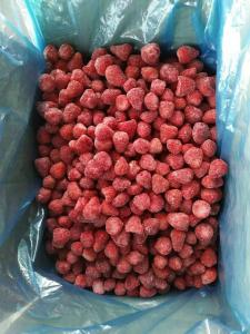 No Artificial Colors Bulk Frozen Strawberries With Whole/ Dice