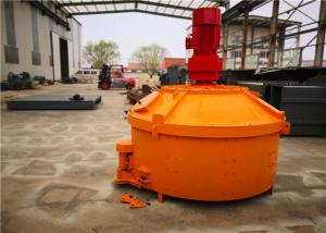 China Refractory Materials Counter Current Mixer Environmental Protection Hydraulic System on sale