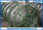 Breakage Tension 250kN Braided Pilot Wire Rope Transmission Line Stringing 12 Strands