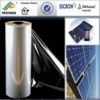 ETFE solar cell film , solar cell front sheet film