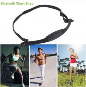 China Outdoor Fitness Bluetooth 4.0 Wireless Heart Rate Monitor Smart Sensor Chest Strap Devices on sale