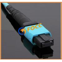 Multifiber Termination MPO UPC MTP 12F Polish Fiber Optic Cable Connectors