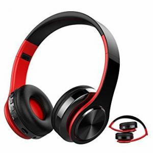 China HIFI stereo earphones bluetooth headphone music headset FM and support SD card with mic for mobile xiaomi iphone sumsamg on sale