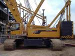 Durable Construction Site Mobile?Hydraulic?Crawler Crane , QUY250 XCMG Crawler Crane