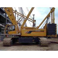 Durable Construction Site MobileHydraulicCrawler Crane , QUY250 XCMG Crawler Crane