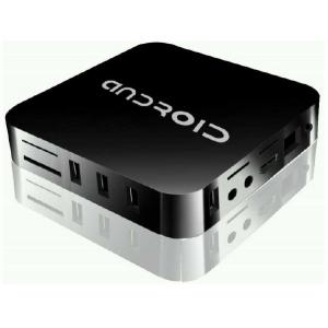 China Android 2. 2 Operating System Full HD 1080P Hardware Video Decoder Android Settop Box on sale