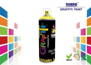 China Various Colors Graffiti Spray Paint For Street Art And Graffiti Artist Creative Works on sale