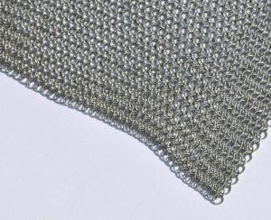 China Slope stabilization system hot dipped galvanized steel ring mesh RXI-100/passive rock fall Debris flow mesh on sale