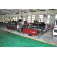 Convenient 500 Watt Laser Cutting Machine For Steel , Fiber  Laser Cutter Machine