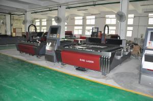 China Convenient 500 Watt Laser Cutting Machine For Steel , Fiber  Laser Cutter Machine on sale