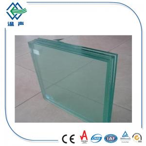 China Large Big Float Laminated Glass Sheet , Laminate architectural glass panels on sale