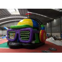 China Headset Dazzle Gorgeous Blow Up Jump House For Sports Arenas 3 Years Warrenty on sale