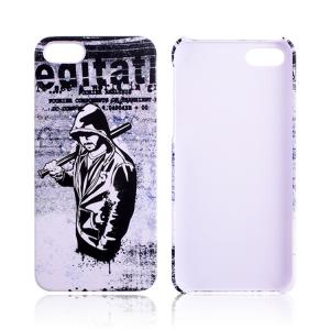 China 2014  Street Style Water Decal Mobile Phone Cover  for iPhone 5S on sale