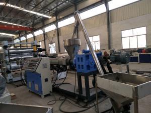 China Chaîne de production libre de feuille de mousse plastique de PVC de Polyrethane épaisseur de 1-30mm on sale