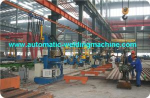 China Cantilever Full Automatic Welding Machine Gas Shield For Box Column on sale