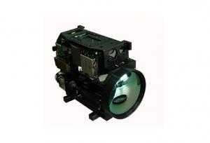 China Long Distance Surveillance MWIR Cooled Infrared Thermal Camera PAL / NTSC Video Output supplier