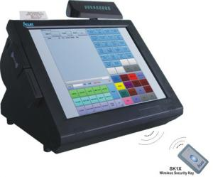 China Fanless PC POS,Infrared non-pressure touch screen,ECR,Cash Register,Fiscal Cash Register on sale
