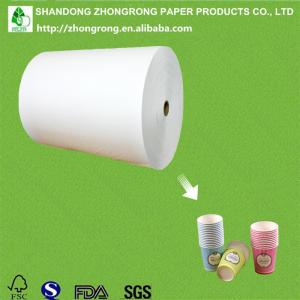 China poly paper roll on sale