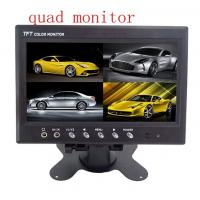 Heavy Duty TFT Digital Rear View Car Lcd Monitor PAL / NTSC For Truck