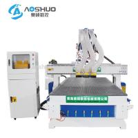 Water Cooling Spindle Cnc Metal Engraver Cnc Machine Aluminum Cutting 4.5KW