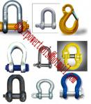 Screw Pin Bow Shackle& D- Shackle