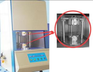 China Fully Automatic Rubber Testing Instruments Mooney'S Viscosimeter ISO9001 Approval on sale