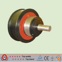 High Quality Casting Crane Wheels Used For Heavy Duty Crane