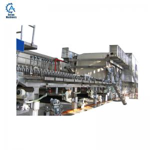 China Jumbo roll making machine notebook making machine writing paper making machinery paper making machine on sale