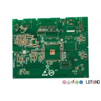 Rigid Double Sided Printed Circuit Board Pcb Double Layer for Automotive Components