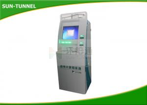 China High Definition Utility Bill Payment Kiosk For Mall USB / HDMI Interface on sale