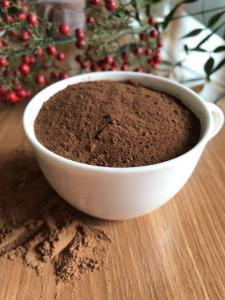 China No Foreign Matters High Fat Cocoa Powder , 100 Percent Cocoa Powder For Restaurant supplier