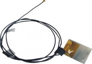 China IPX Solding 2DBI 2.4G Wifi Antenna , WIFI Lan Antenna PCB / FPC+113 Wire Black Step box / DVR / TV Box / IP CAMER on sale