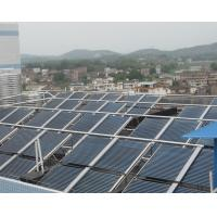 Circulating Continuously Vacuum Tube Solar Collector For Solar Projects
