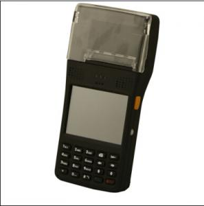 China Low Price POS Thermal Printer with 1D Barcode Scanner HF RFID reader for ticket PDA on sale
