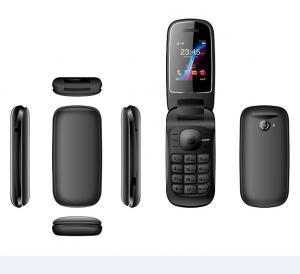China FM suit for male and female use flip mobile phone E1272 dual sim dual standby Folding design and best quality on sale