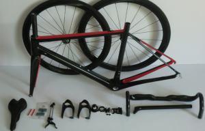Quality Велосипед дороги углерода Ди2 Хонорбикес для дороги 700к Вхэельсет с рамкой 850г for sale